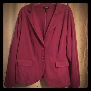 Torrid Shaped Jacket